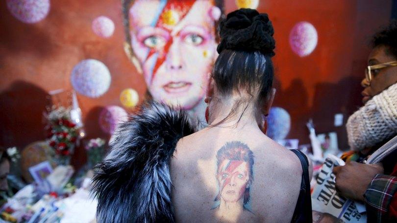 A Roma il primo flashmob in ricordo di David Bowie