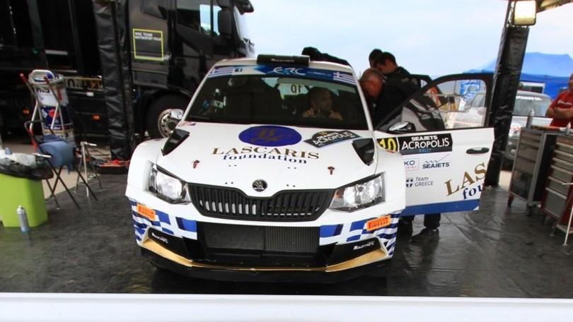 Motorsport Italia: con Rendina e Athanassoulas al mondiale Rally
