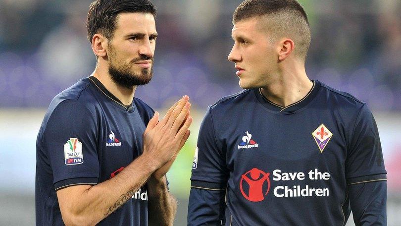 Serie A Fiorentina, Tomovic: «Montella merita rispetto»