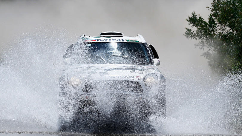 "Dakar 2016: Hirvonen in ""volata"", Peterhansel sempre primo"