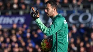 Atalanta-Inter-1-1: Handanovic para tutto