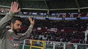 Torino, Quagliarella fa pace con i tifosi
