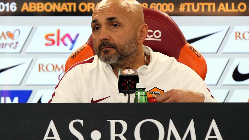 Serie A, Roma-Verona: fiducia a Spalletti, il 98% sull'«1»
