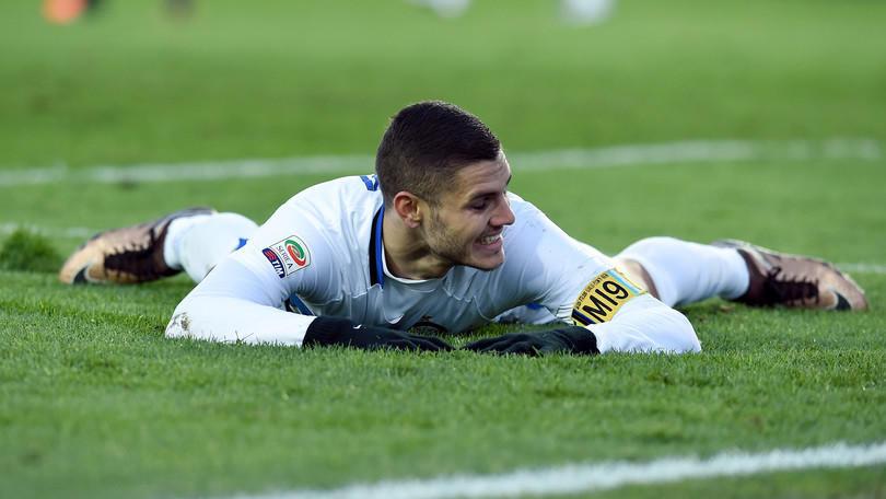 Jacobelli: Se questa è Inter,non è più da scudetto