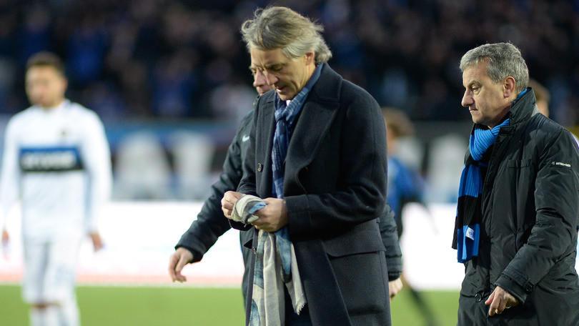 Mancini: «Se Guarin va via, interverremo»