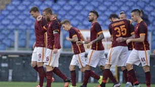 Roma-Verona 1-1, solo pari per la prima di Spalletti
