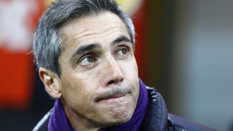 Serie A Fiorentina, Sousa: «Dobbiamo essere più incisivi»