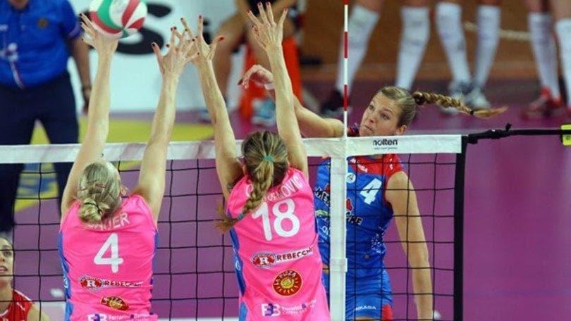 Volley: A1 Femminile, vincono tutte le prime della classe