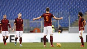Roma, le pagelle: Dzeko e Castan due campioni in crisi