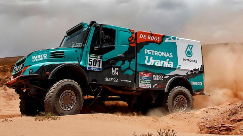 Iveco: trionfo alla Dakar con il Powerstar