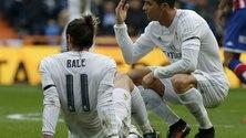Champions League Real Madrid, Bale ko: forse rientra con la Roma