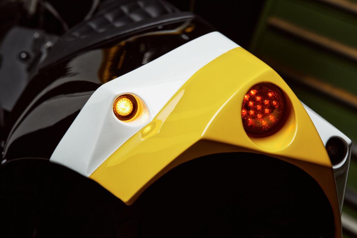 """Yamaha XV950 """"Ultra"""": made in Switzerland"""