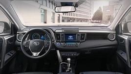 Toyota Rav4 Hybrid: l'ipertecnologica