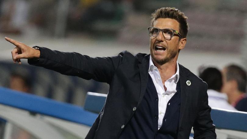Calciomercato Sassuolo, l'ad Carnevali: «Di Francesco resta, se va un altro italiano»