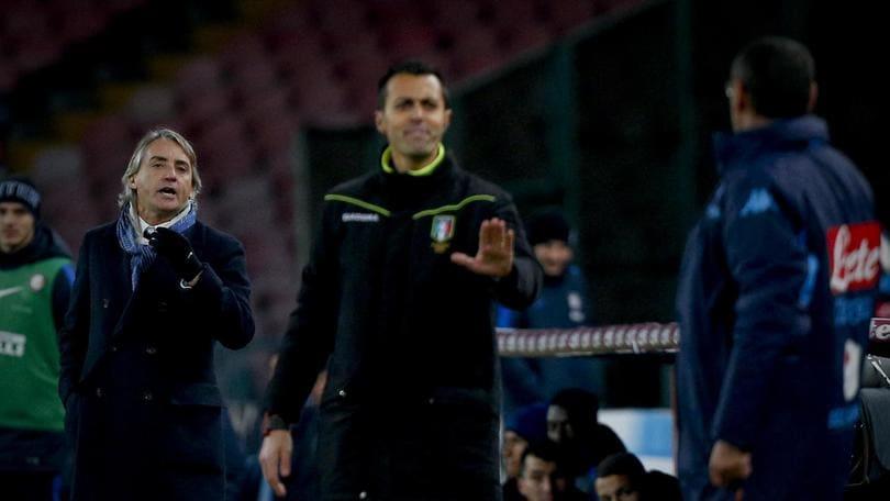 Papà Mancini: «Sarri?In Inghilterra gli darebberodue anni di squalifica»