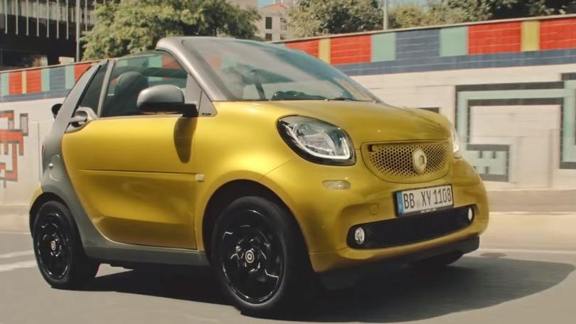Smart For Two Cabrio: la libertà ha un prezzo
