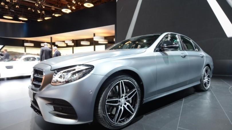 Nuova Mercedes Classe E: la Sport parte da 51.000 Euro
