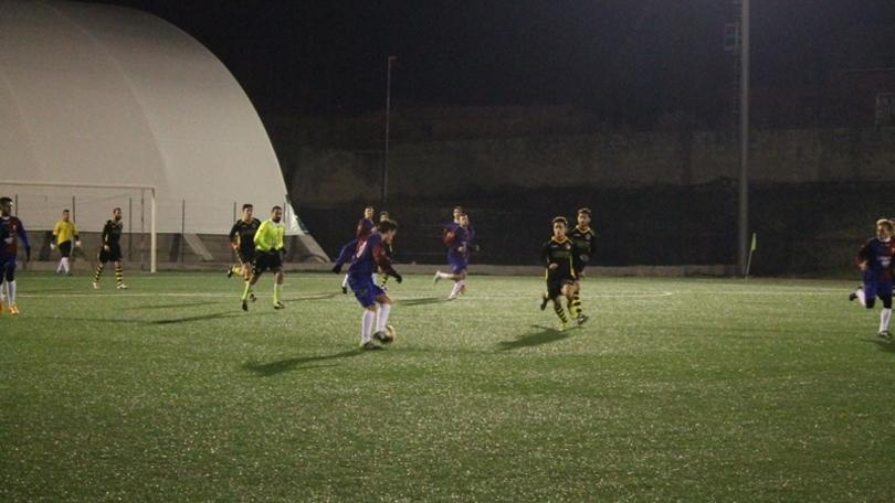 R. S. Gennarello, contro la Virtus Baia basta lo 0-0