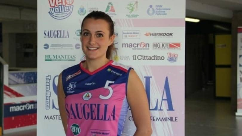 Volley: A2 Femminile, Monza ha un nuovo libero, Elisa Cardani