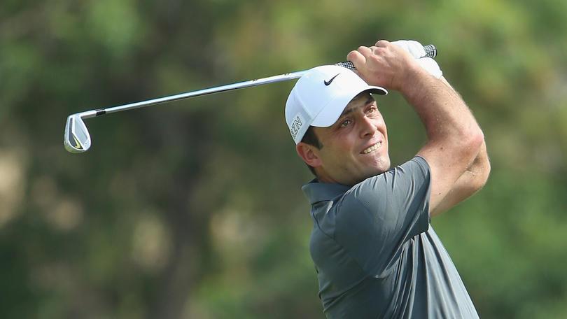 Golf, nel PGA Tour Francesco Molinari è 18° dopo la prima giornata