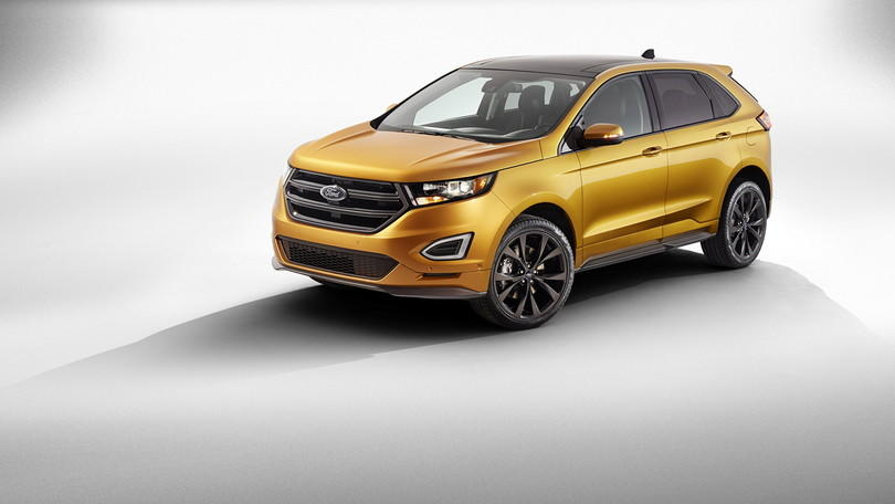 Ford Edge: dagli USA all'Europa