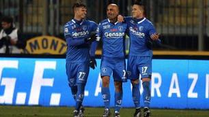Serie A, Empoli-Milan 2-2: Zielinski e Maccarone fermano Mihajlovic