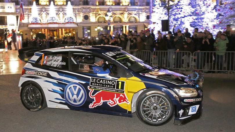 Rally, Ogier trionfa ancora a Montecarlo