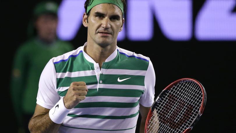 Tennis Australian Open, Federer batte Goffin e vola ai quarti