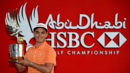 Golf Abu Dhabi HSBC Golf Championship