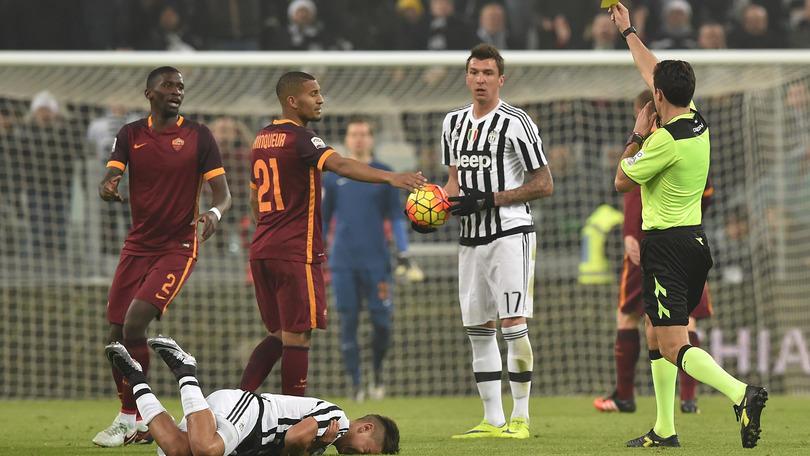 Juve-Roma, De Rossi-Mandzukic rischio. Inter, manca un rigore su Icardi