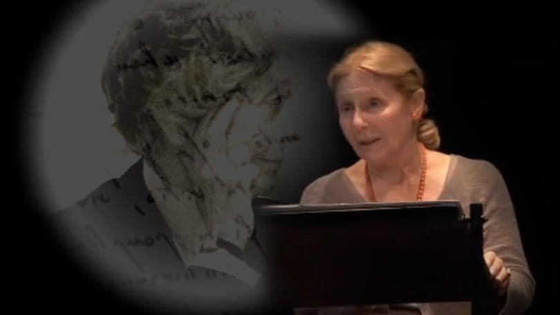 Le parole di Rita Levi-Montalcini a teatro