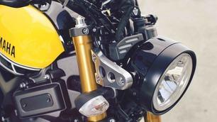 Yamaha XSR 900: i dettagli più belli