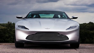 "007 ""vende"" la sua Aston Martin"