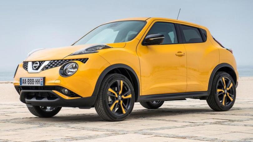 Il 2016 di Nissan? Sempre più su con Qashqai, X-Trail e Juke