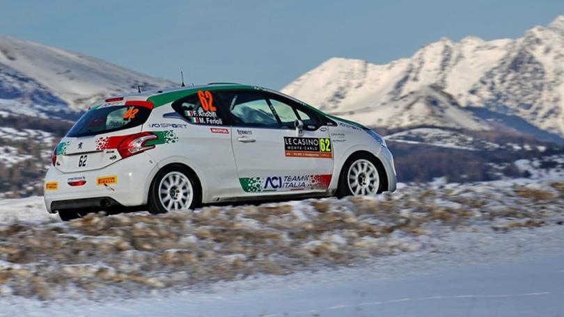 "Mondiale Rally, Andolfi: ""Scusa papà, te le suono"""