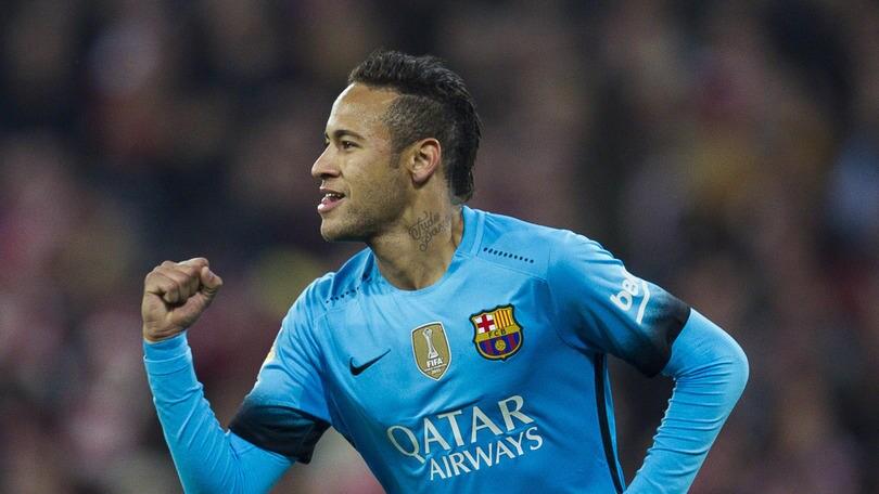 Liga, Barcellona: Neymar condannato dal fisco brasiliano