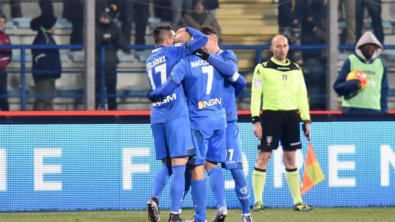 Calciomercato Empoli, ceduto Dermaku al Pavia