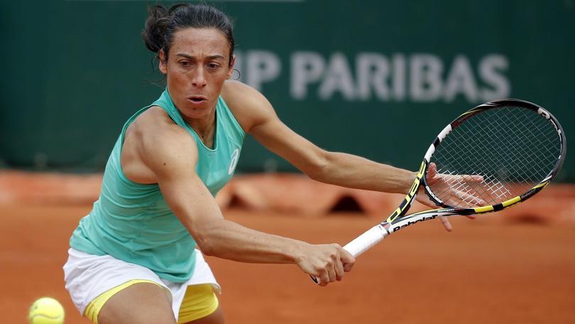 Tennis Fed Cup, Francia-Italia: torna Schiavone, non c'è Vinci