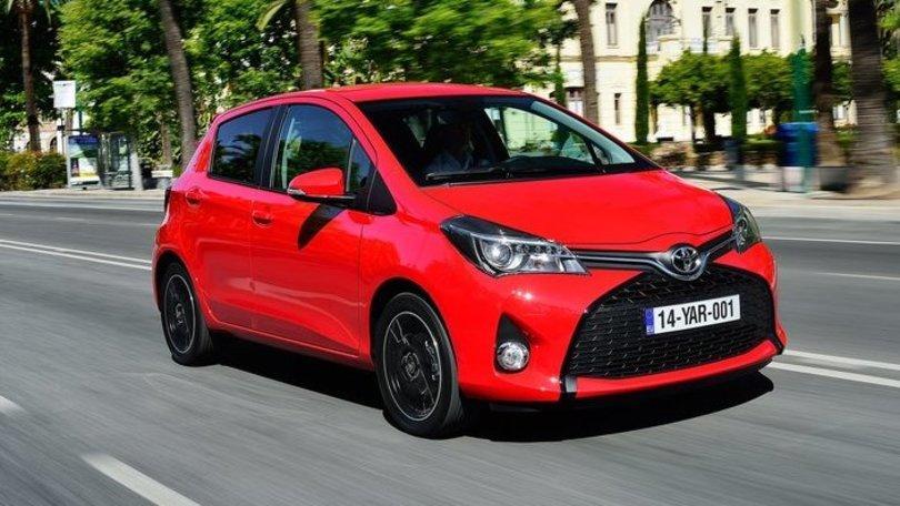 Toyota prima nelle vendite: 10 milioni di vetture nel 2015