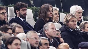 Colpo di scena: Andrea Agnelli e Deniz allo Stadium