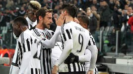 Coppa Italia, Juventus-Inter 3-0: Morata e Dybala stendono i nerazzurri