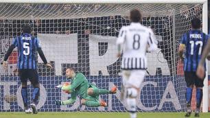 Coppa Italia, Juventus-Inter 3-0: nerazzurri ko, doppietta Morata