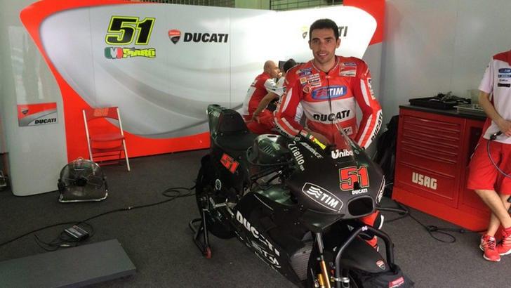 MotoGp, Ducati: Pirro prova la GP16 a Sepang