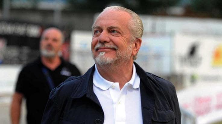Napoli, De Laurentiis: «Decisioni sfavorevoli, ma niente alibi»