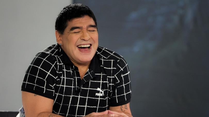 Maradona dice no all'Isola dei Famosi