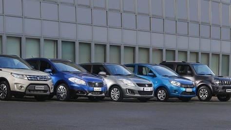 Suzuki: tutta la gamma ha il cambio automatico<br />
