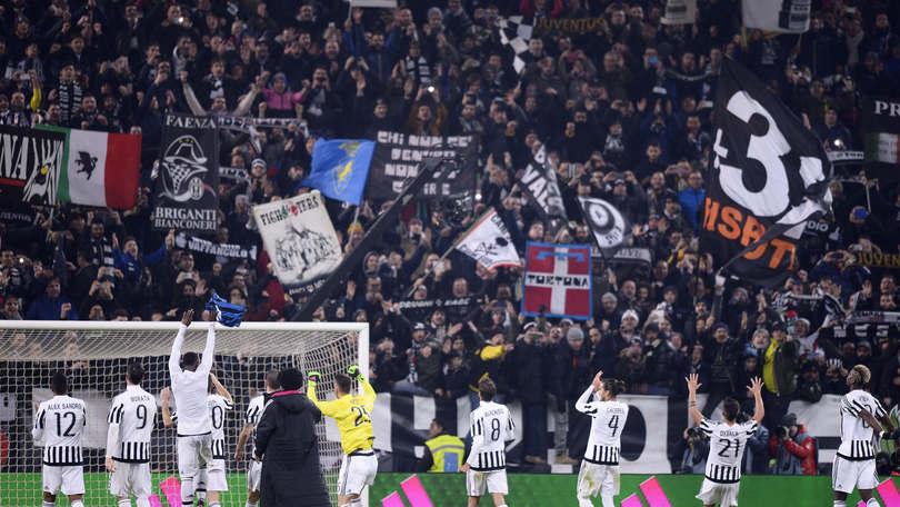 Coppa Italia, Juventus-Inter: tifoso bianconero arrestato