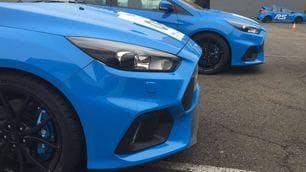 Ford Focus RS: l'abbiamo provata