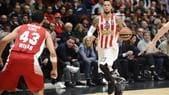 Basket Eurolega, sollievo Hackett, out 20 giorni