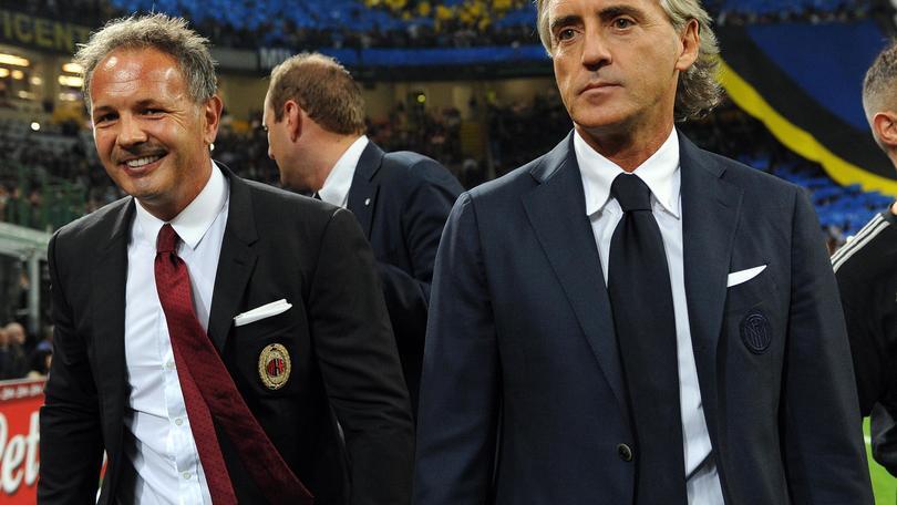 Inter, il derby si avvicina: Mancini non si sbottona